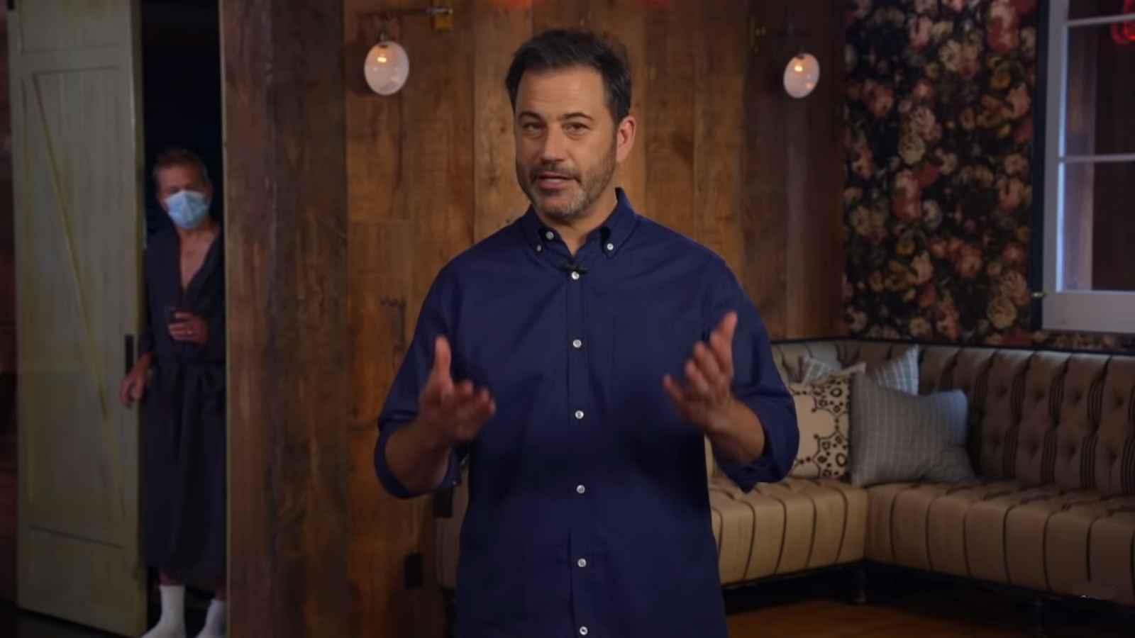 Jimmy Kimmel of Jimmy Kimmel Live is taking a break for summer
