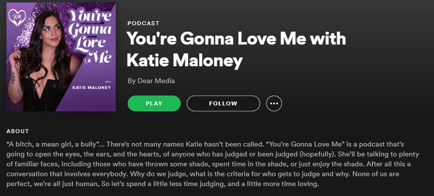 katie maloney schwartz podcast on spotify