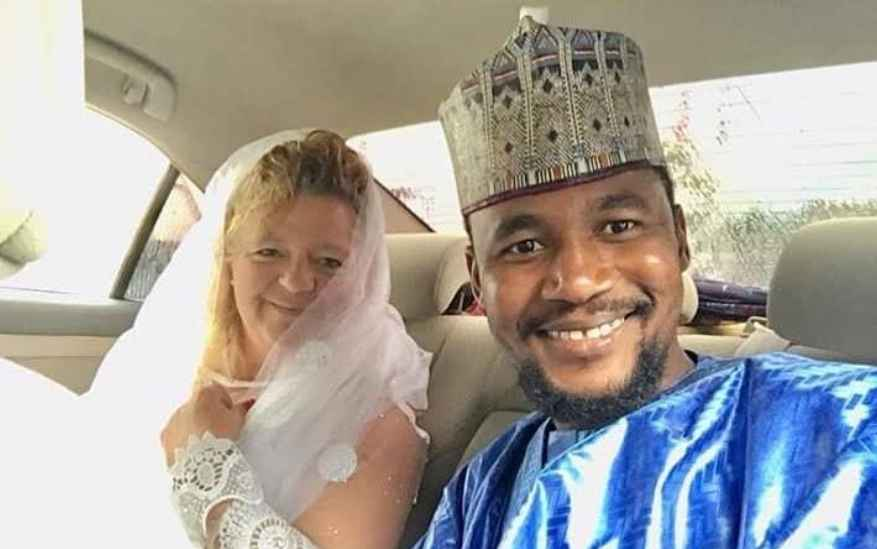 Lisa and Usman of 90 Day Fiancé