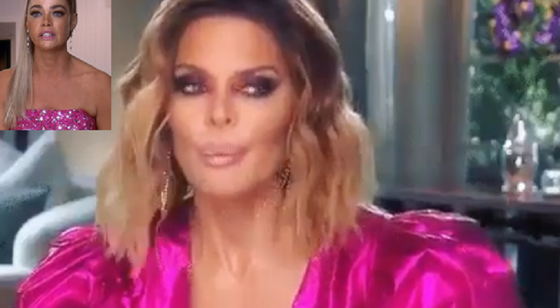lisa rinna and denise richards youtube clip