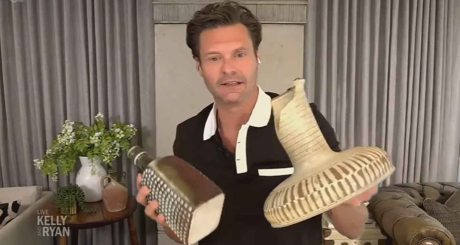 Ryan Seacrest of Live with Kelly and Ryan