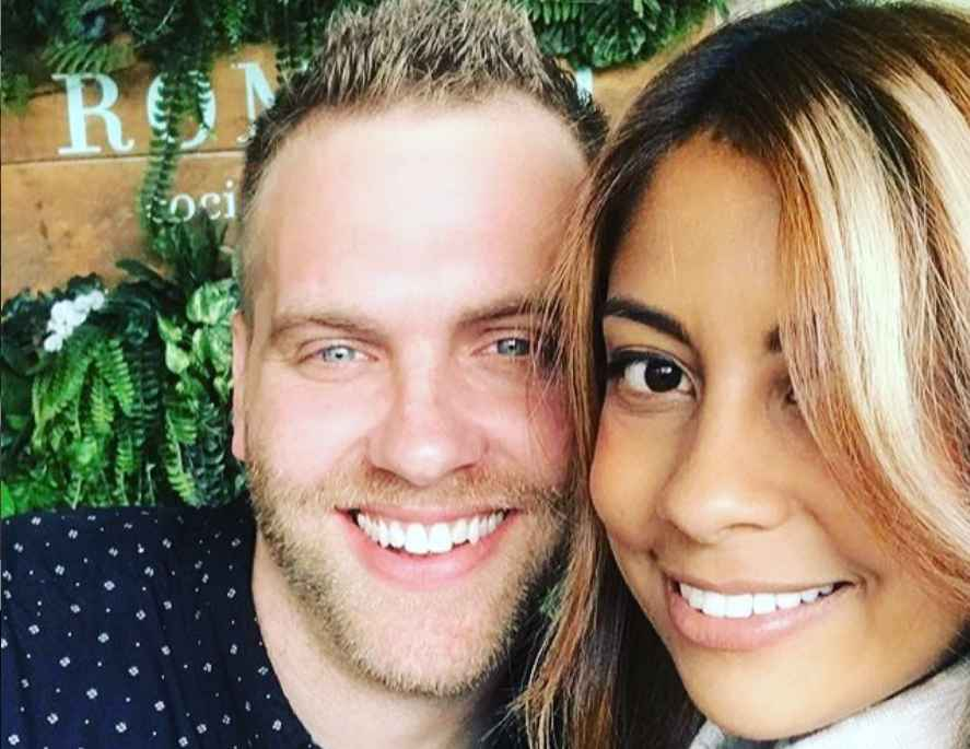 Tim Clarkson and Melyza of 90 Day Fiancé: The Other Way