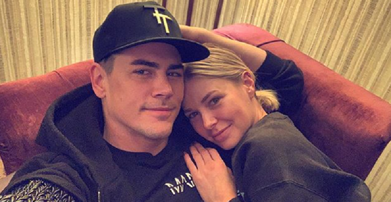 tom sandoval and ariana madix instagram selfie