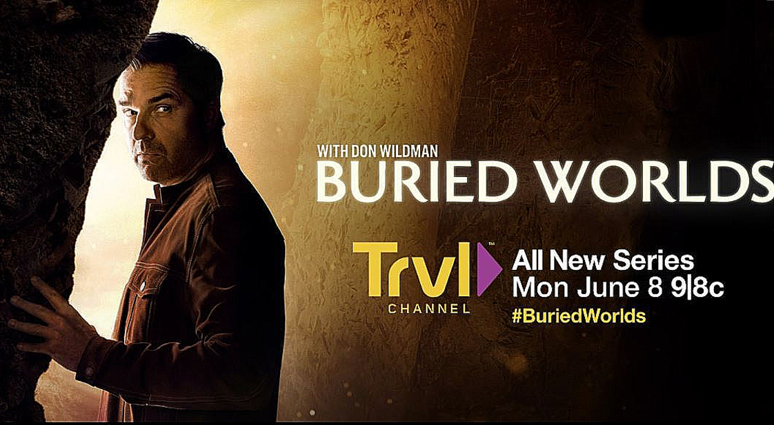 Buried Worlds With Don Wildman' Illuminates Real Paranormal Mysteries of  The World, Exclusive Interview and Preview - Tv Shows Ace