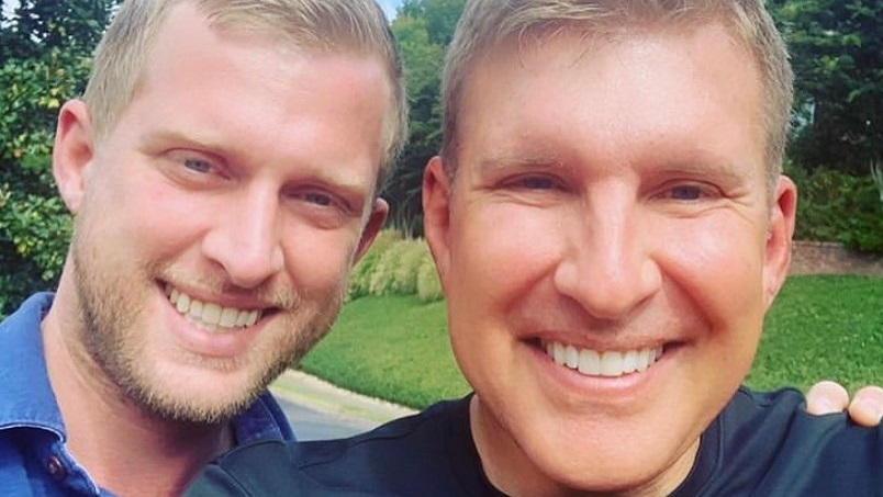 Todd and Kyle Chrisley Instagram