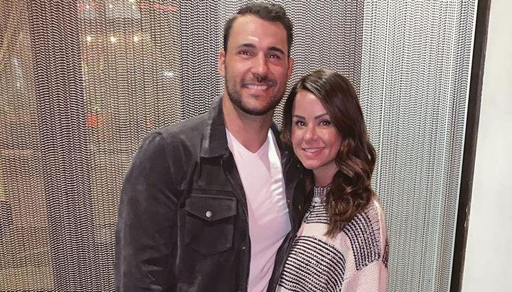 Ben Zorn and Stacy Santilena via Instagram