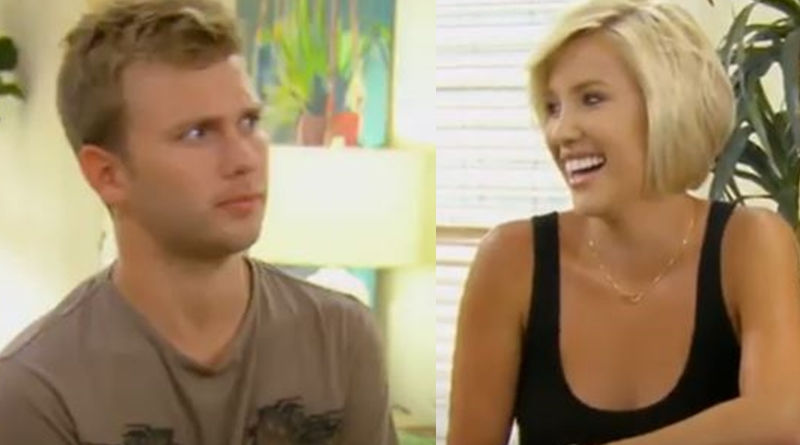 Chrisley Knows Best Chase and Savannah