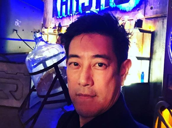 Grant Imahara from Mythbusters Instagram