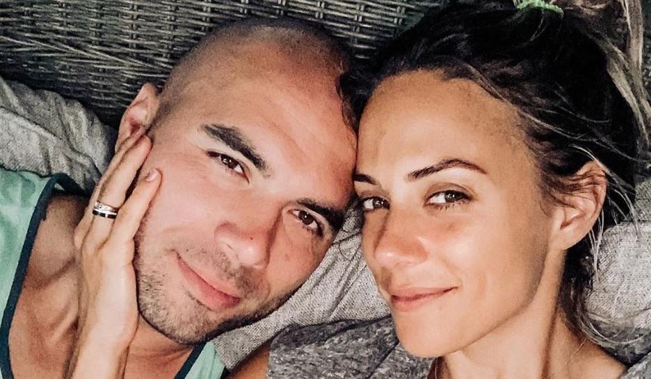 Jana Kramer and Mike Caussin via Instagram