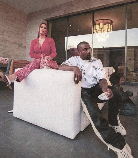 Kanye West from Instagram