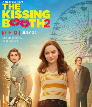 The Kissing Booth 2 (2020) English