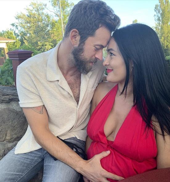 Nikki Bella from Instagram