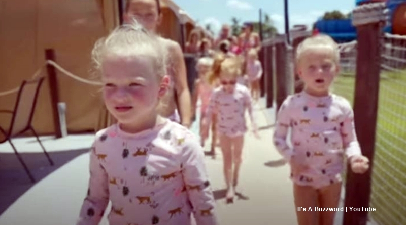 OutDaughtered water park 2
