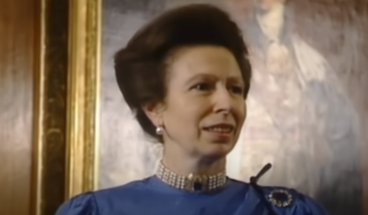 Princess Anne from Youtube