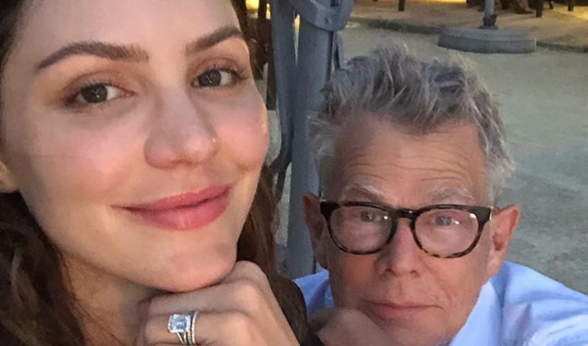 David Foster and Katharine Mcphee Instagram