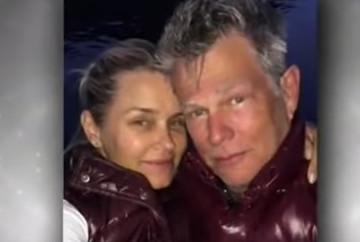 RHOBH Yolanda Hadid and David Foster YouTube Screenshot