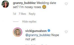 RHOC Vicki Gunvalson Instagram Comment Screenshot 4