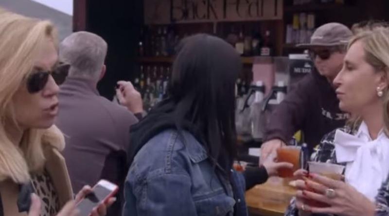 RHONY alcohol abuse