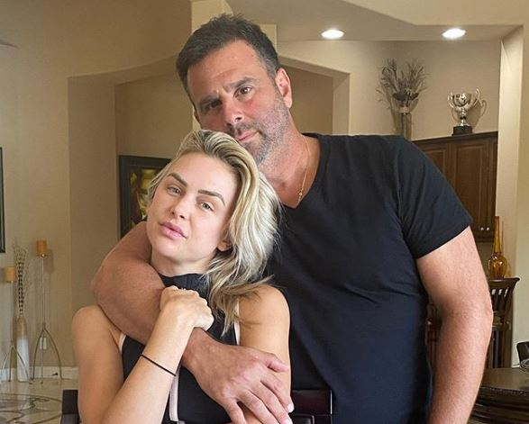 Randall Emmett and Lala Kent Instagram