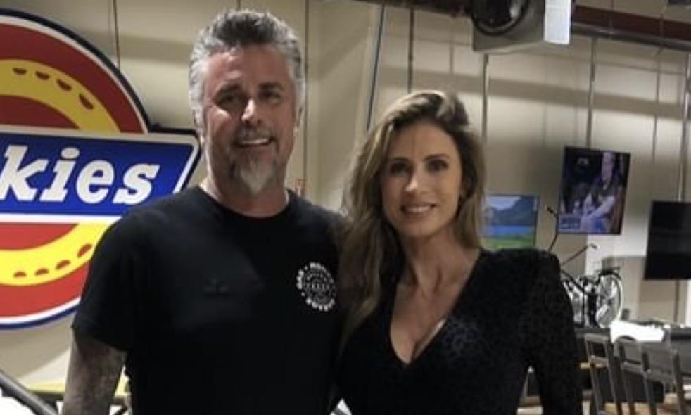 Richard Rawlings, Katerina Rawlings, Fast N' Loud-https://www.instagram.com/p/B45JKASlbSU/