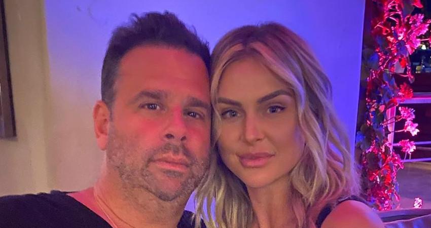 VPR Randall Emmett and Lala Kent Instagram