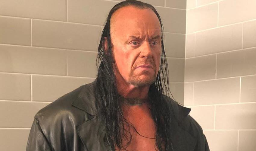 WWE The Undertaker Instagram