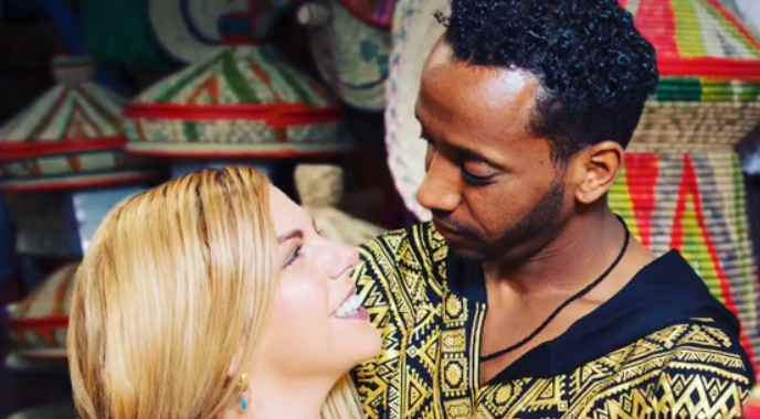 Ariela and Biniyam of 90 Day Fiancé