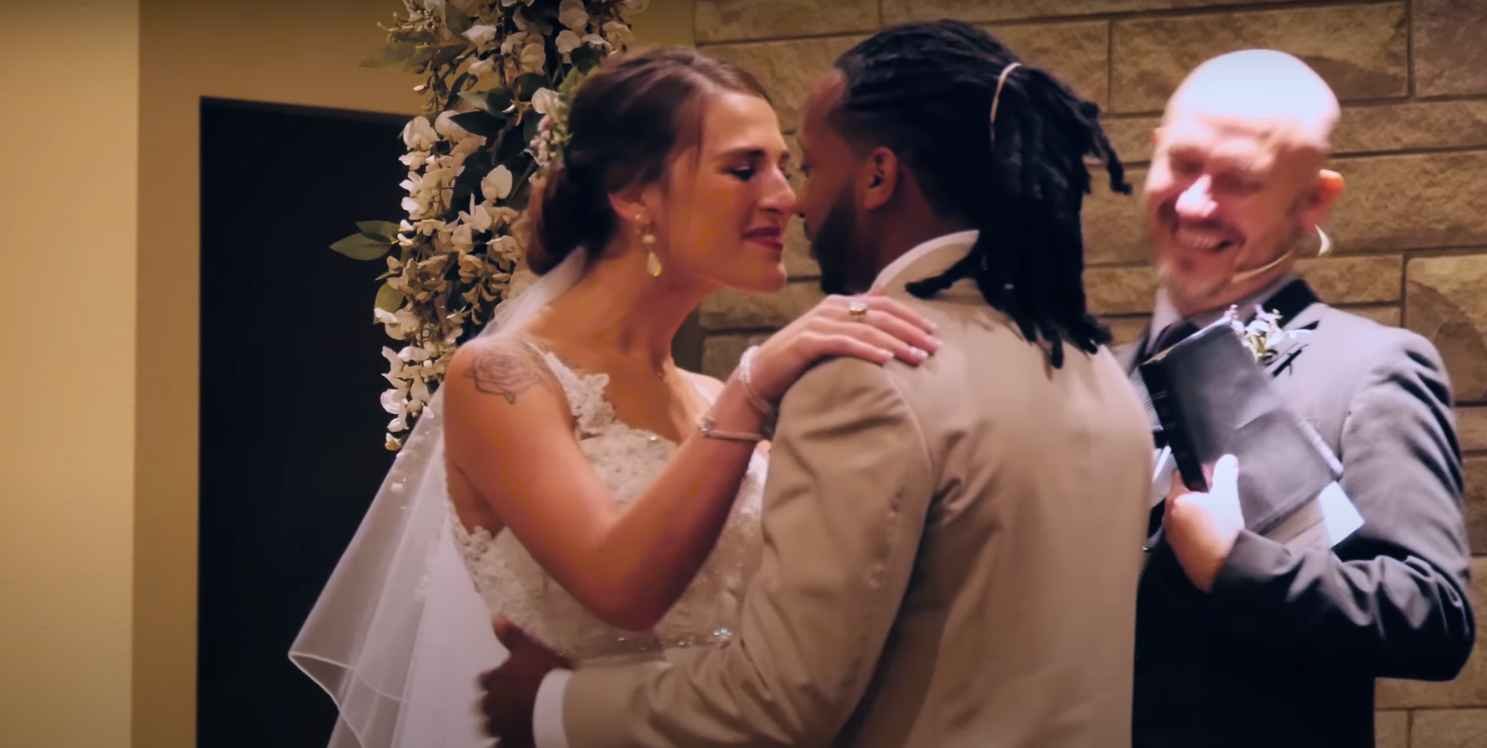 Biniyam of 90 Day Fiancé getting married to his former wife