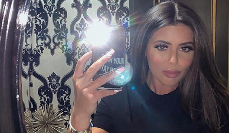 brielle biermann mirror selfie instagram