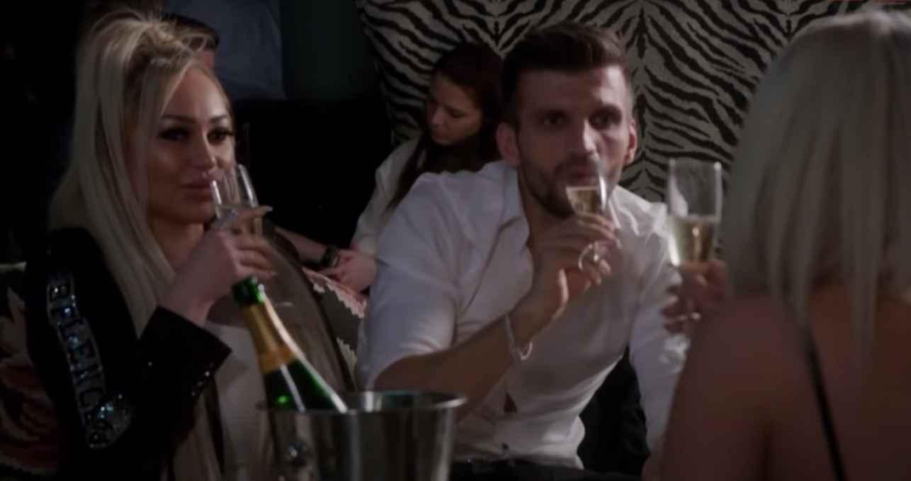 90 Day Fiancé star Darcey Silva with her Bulgarian boyfriend