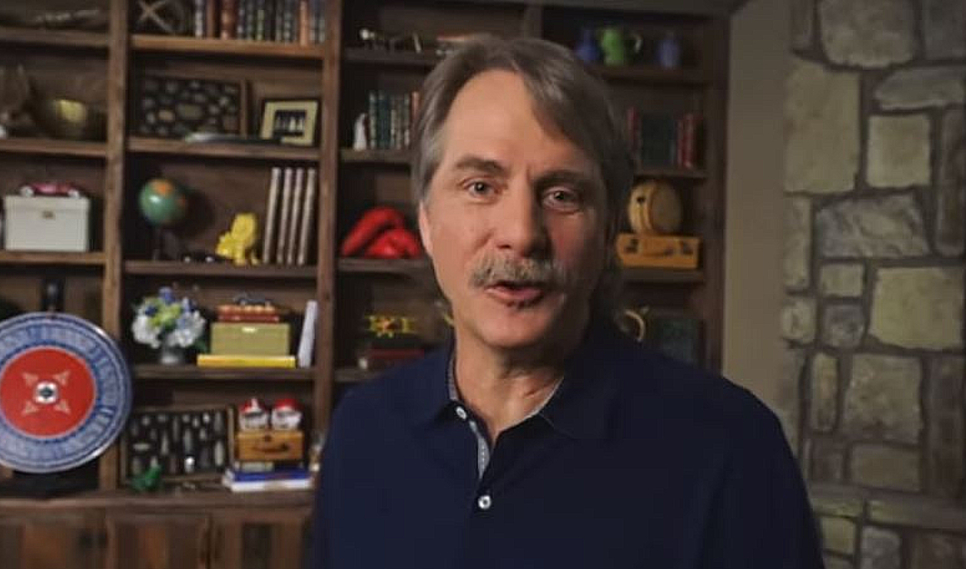 What's It Worth Jeff Foxworthy