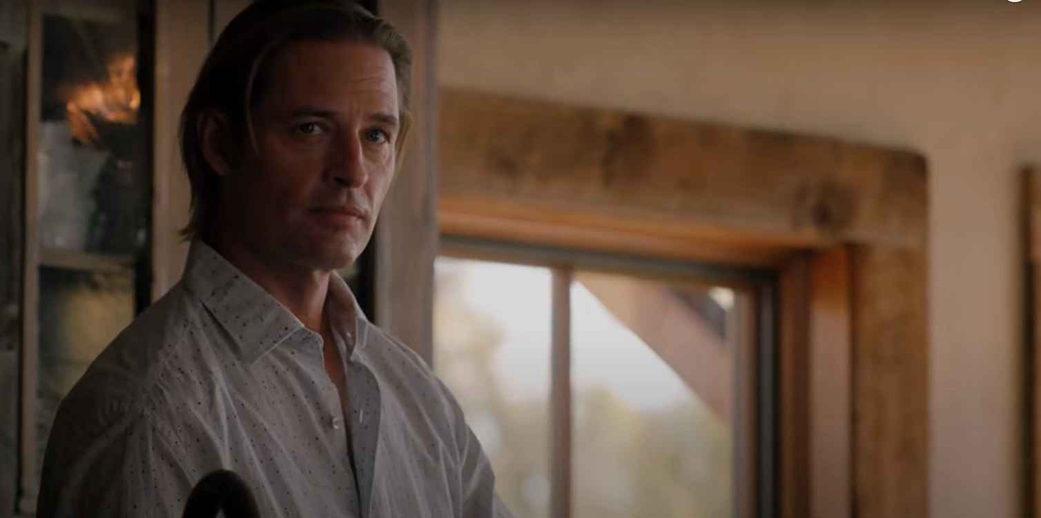 'Lost' star Josh Holloway stars in 'Yellowstone'