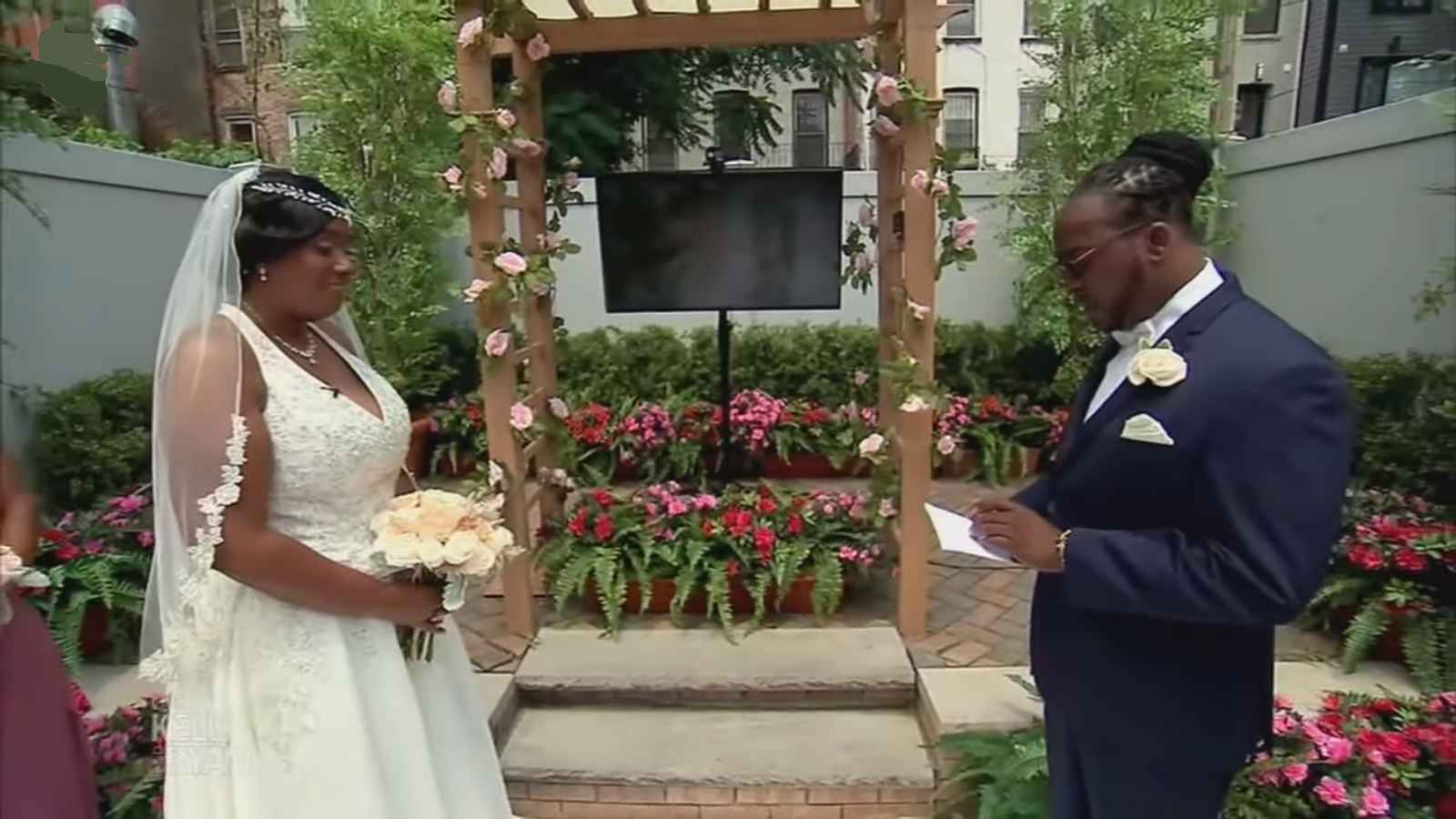 Live With Kelly And Ryan Hosts Throw Virtual Wedding For Essential Workers in St Martin