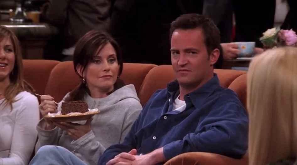 Monica on Friends