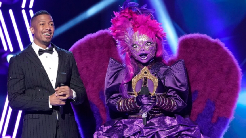 nick cannon the masked singer clip