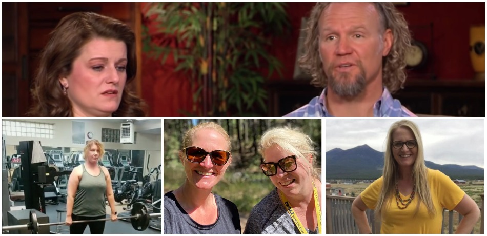 Sister Wives Collage