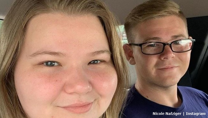 90 Day Fiance Nicole and brother Thomas