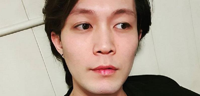 90 day fiance star jihoon lee instagram selfie