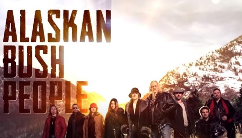 Alaskan Bush People fire