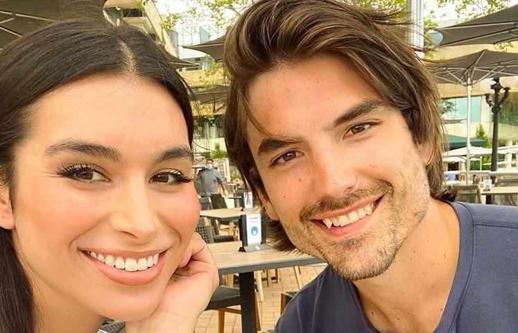 Ashley Iaconetti and husband Jared Haibon via Instagram