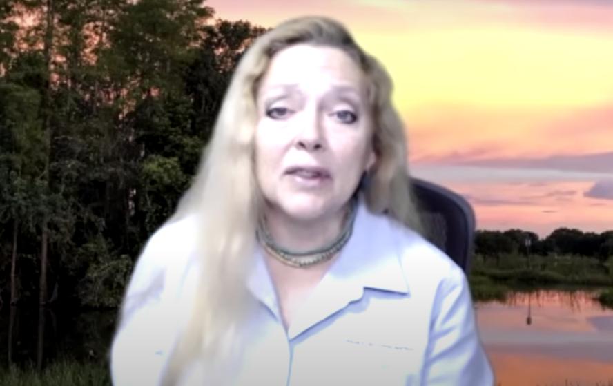 Carole Baskin from YouTube