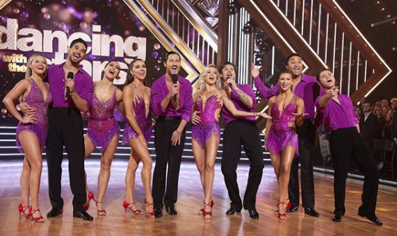 Dancing With The Stars from Instagram