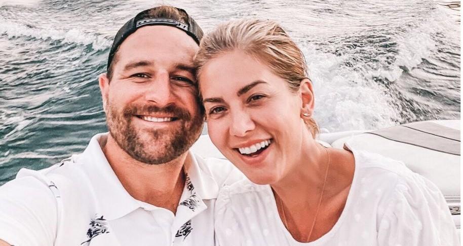 Jillian Harris and fiance Justin via Instagram