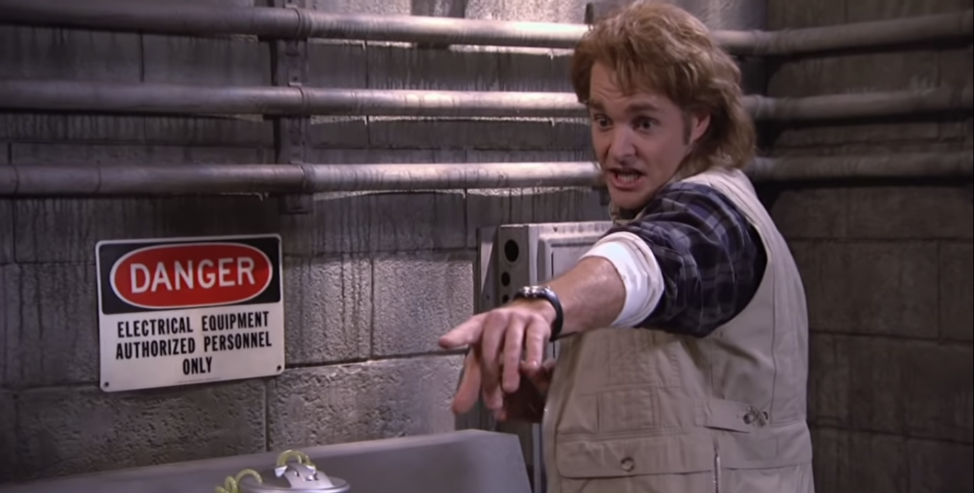 MacGruber from YouTube