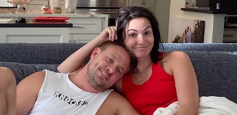 Melissa Rycroft and husband Tye Strickland via Instagram
