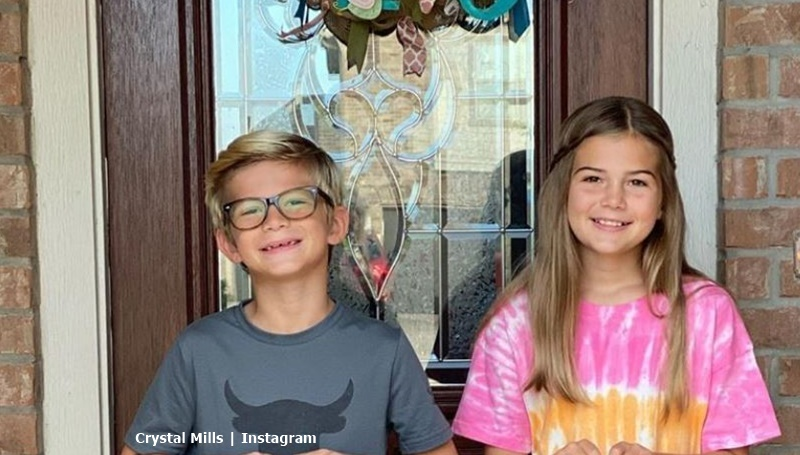 OutDaughtered Aunt Kiki kids Bronson and Mckenzie