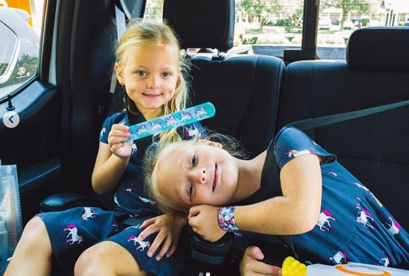 Outdaughtered twins Instagram