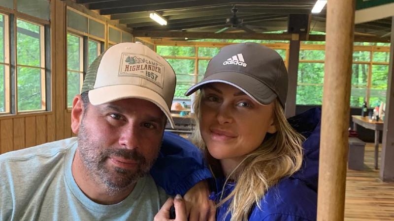Pump Rules Randall Emmett and Lala Kent Instagram