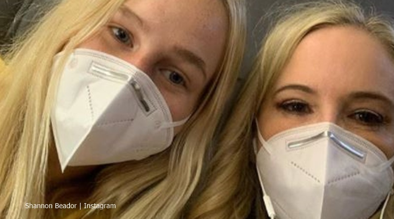 RHOC Shannon beador and Sophie fly to texas