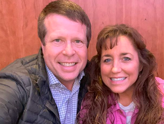 Michelle and Jim Bob Duggar, Instagram, Counting On